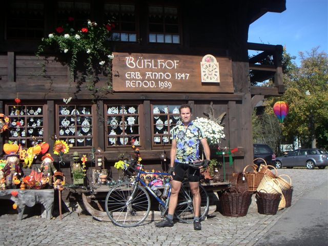 Schonwald in Schwartzwald, Germany