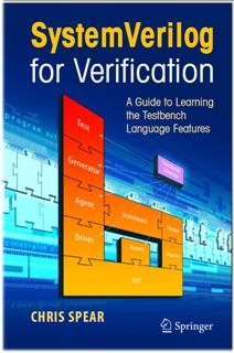 SystemVerilog for Verification - Book Cover